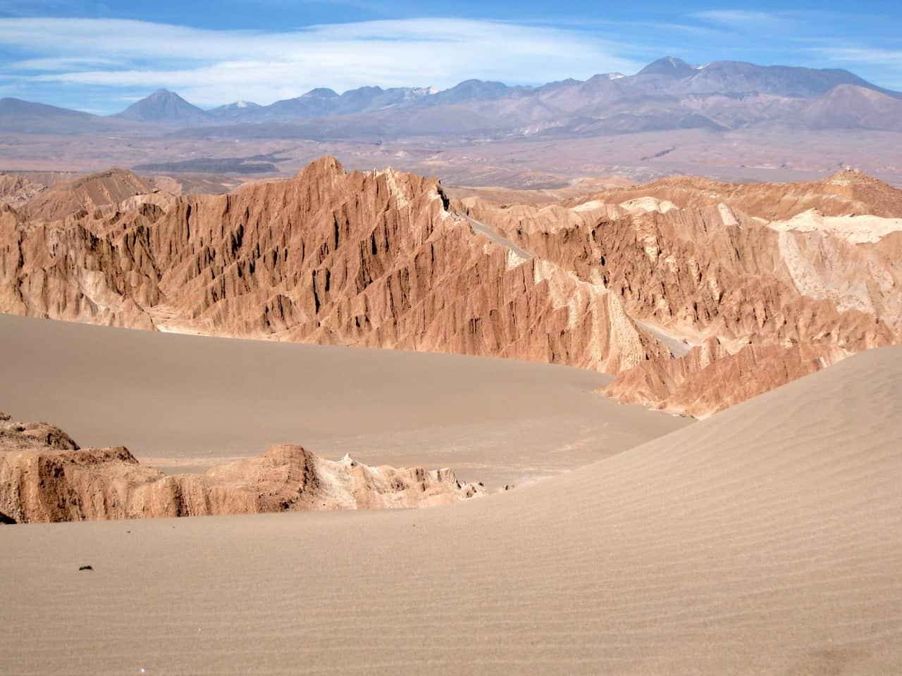 Adventures in the Atacama Desert