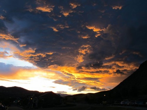 sunset-kamloops-canada-photo