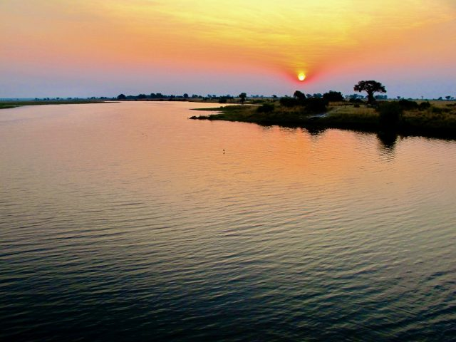 sunset-chobe-river-photo