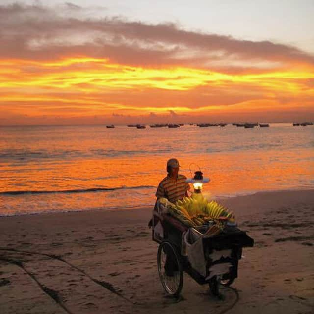 corn-vendor-jimbaran-bali-sunset-photo