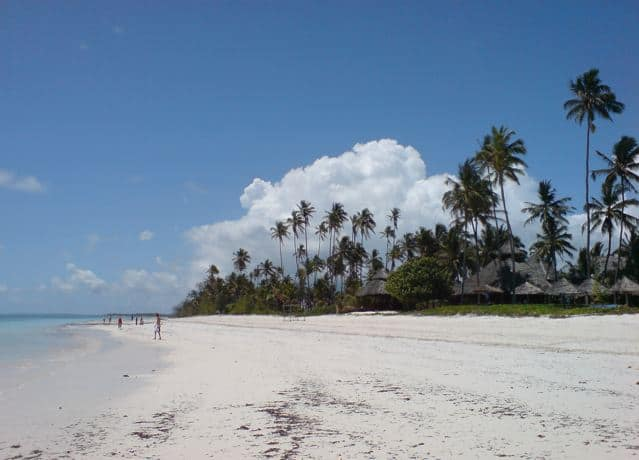 The exotic isle of Zanzibar