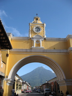 My velvet escape travel tip: Antigua, Guatemala