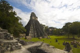 Enchanting spots: Tikal, Guatemala