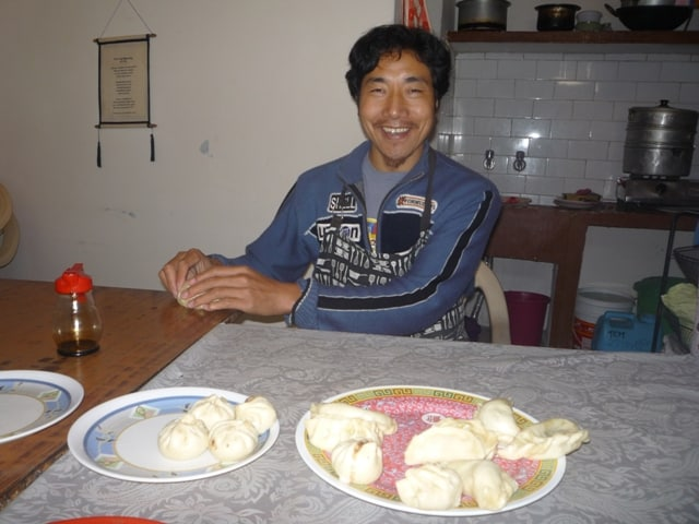 Lessons Learned in Sangye's Kitchen