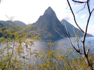 Ten romantic things to do in Saint Lucia