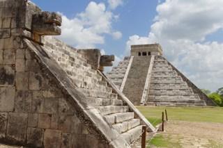 Enchanting spots: Chichén Itzá