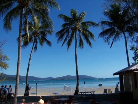 My velvet escape travel tip: Whitsundays, Queensland