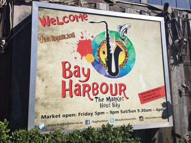 bay harbour market hout bay photo