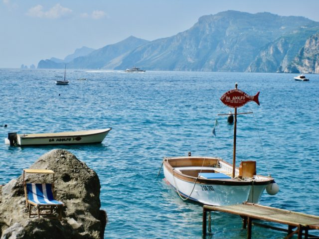 day trip from positano