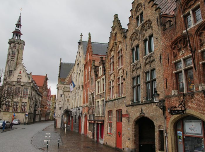 Picture perfect Bruges