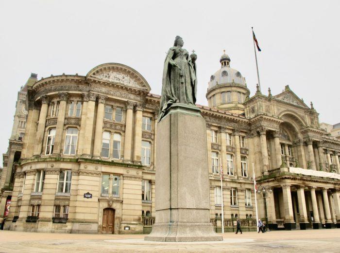 Ten things to do in Birmingham