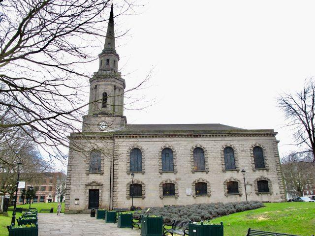 st pauls church birmingham photo