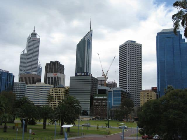 Perth: An unexpectedly cool city