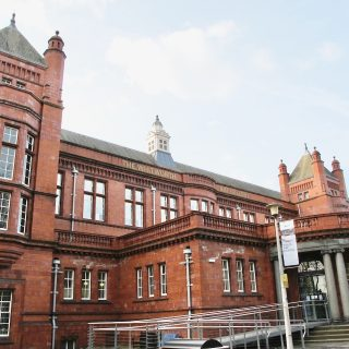 whitworth art gallery manchester photo