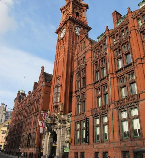 Ten things to do in Manchester