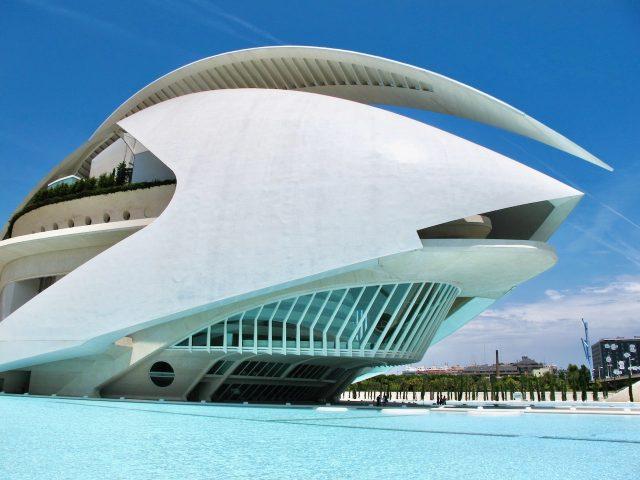 El Palau de les Arts Reina Sofía Valencia photo