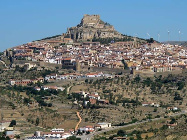 The treasures of Morella