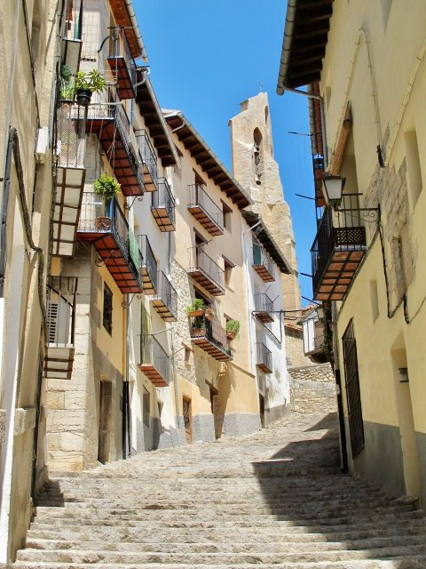 morella-steps-photo