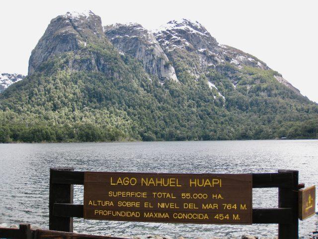 Lago Nahuel Huapi photo