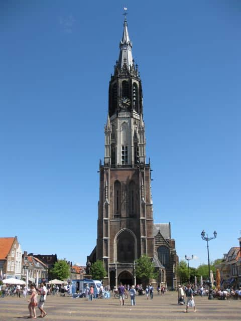 Nieuwe Kerk (New Church), Delft