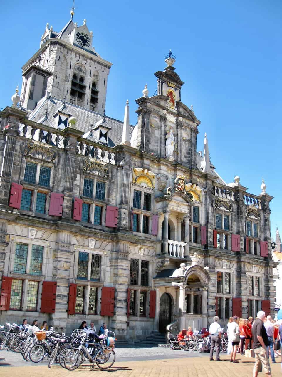 stadhuis-delft-photo
