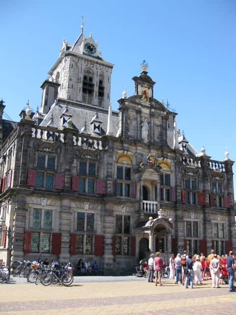 stadhuis-delft-city-hall