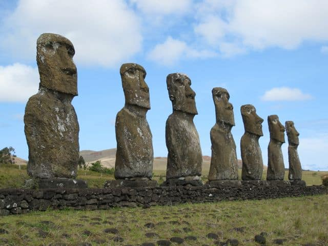 things to see easter island