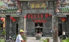 rickshaw-hainan-temple-penang-photo