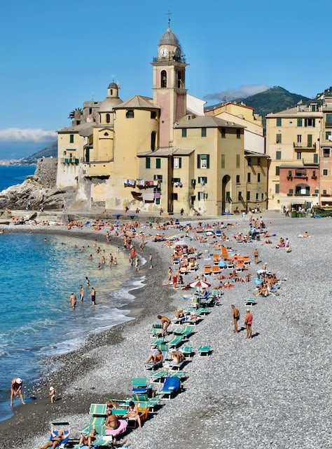 camogli-beach-photo