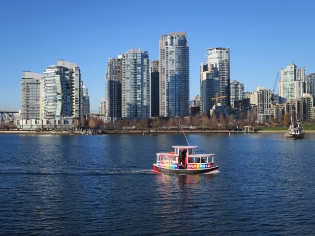 Ten things to do in Vancouver