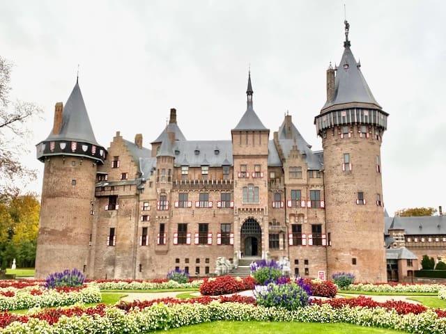 kasteel-de-haar-photo