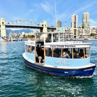 false creek ferries vancouver photo
