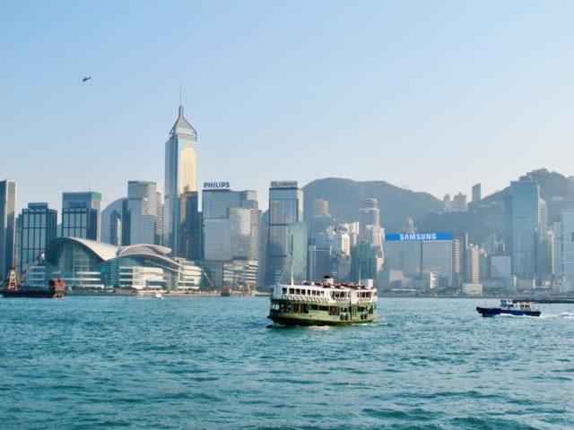 best ways to enjoy the hong kong skyline