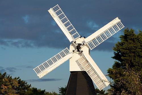 Windmills of London