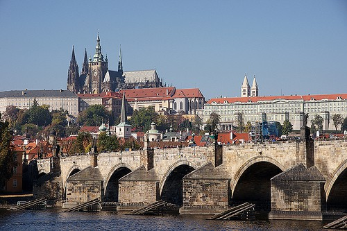 Prague: hear all three sides of the story