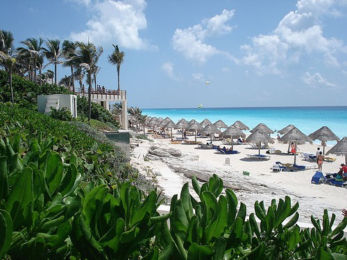 yucatan-beach-mexico-photo