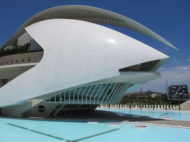 Falling in love with Valencia