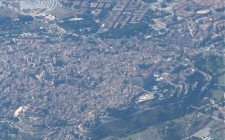 toledo-spain-view-from-air-photo