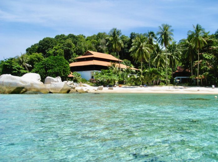 Twelve islands to visit in Malaysia