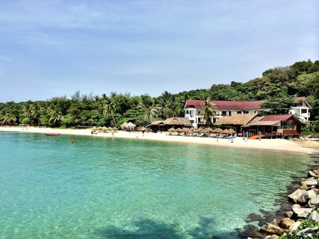 where to stay perhentian islands