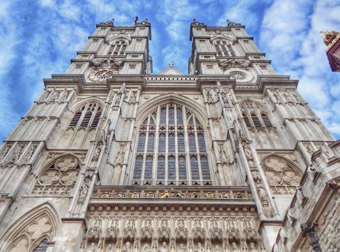 A guided tour of Westminster Abbey