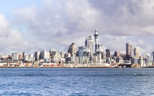 Auckland skyline from Devonport (image courtesy of Abaconda)