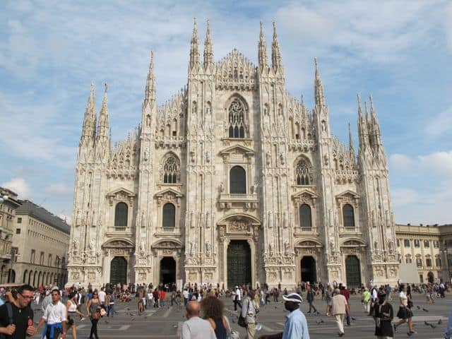 The Duomo The Top Attraction In Milan