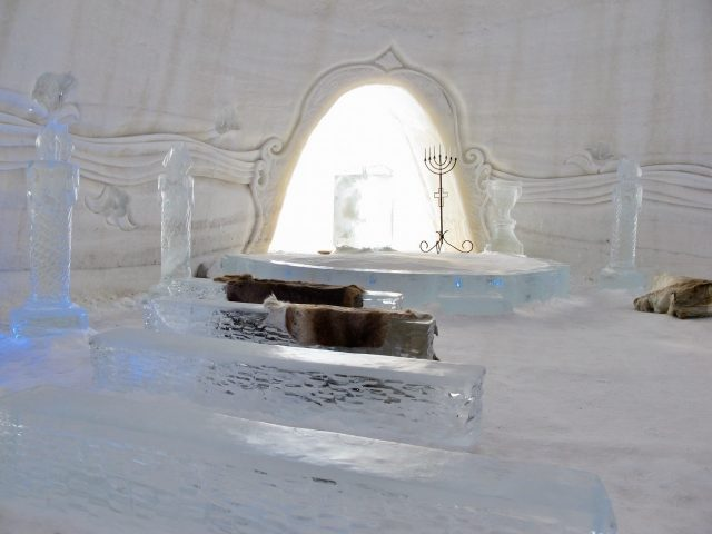 ice-chapel-snow-village-photo