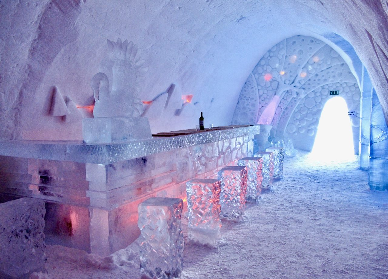 ice-bar-snow-village-lainio-photo