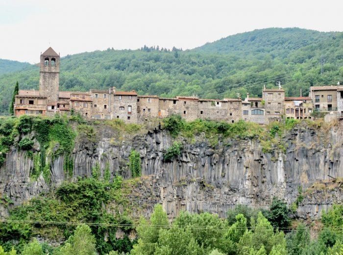 Medieval towns in Costa Brava