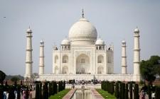 Taj Mahal (image courtesy of Rachel)