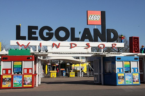 Transfers from London Stansted airport to Legoland ...