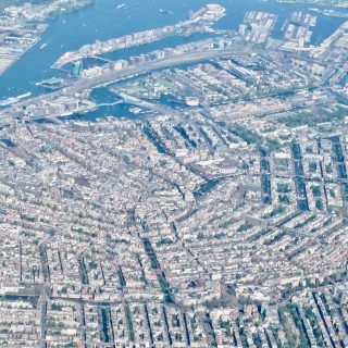 amsterdam-city-center-aerial-view-photo