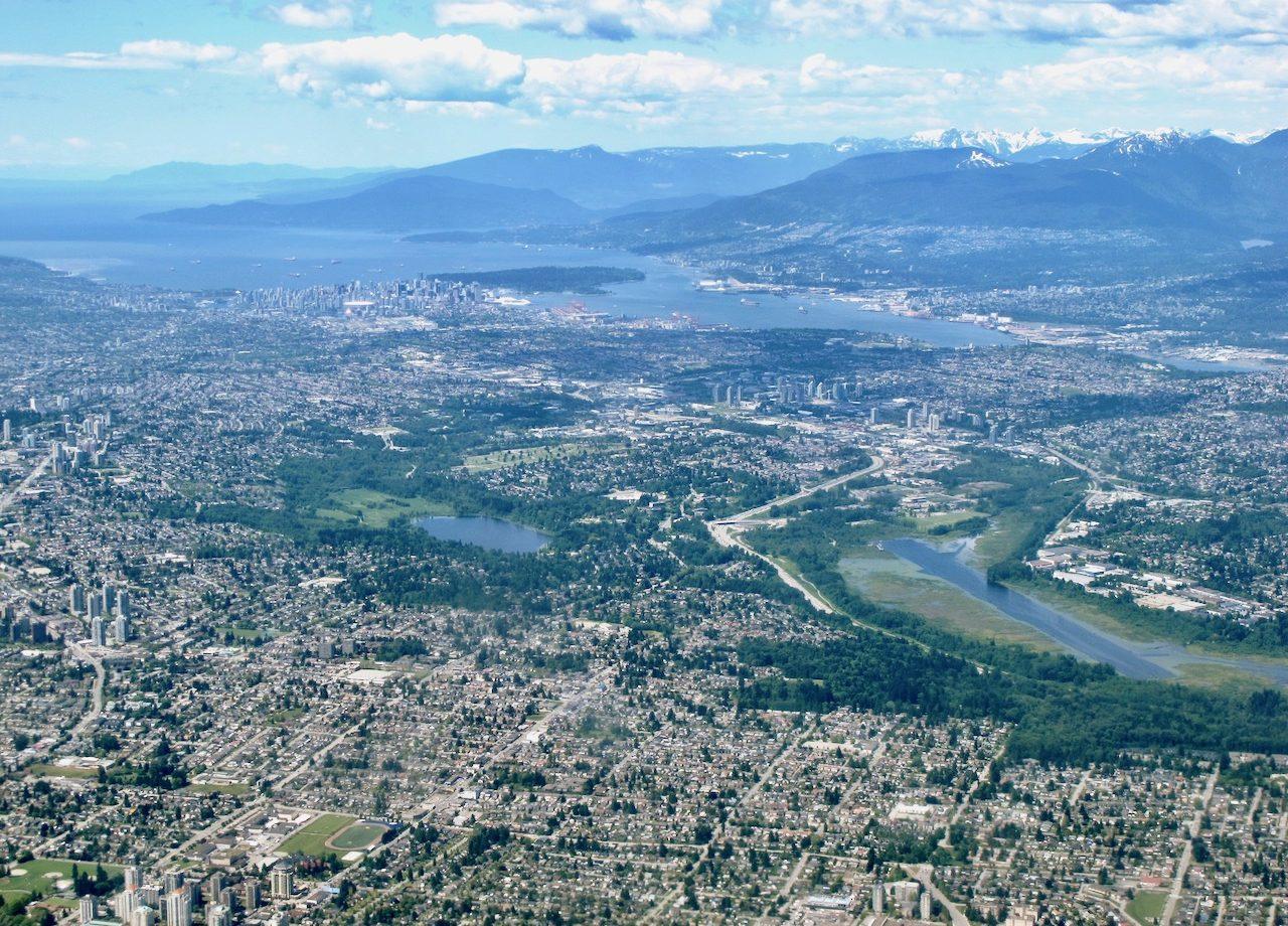 vancouver-plane-window-view